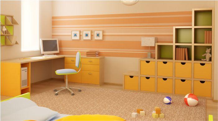 Vaiko kambario baldų gamyba