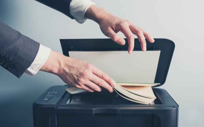 spausdintuvo nuomos kaina